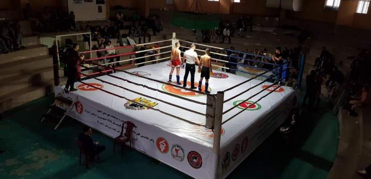 رده بندی ۳۱ دوره مسابقات کشوری در سال ۱۳۹۶ برگزار گردید